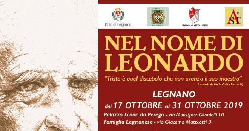 Nel nome di Leonardo