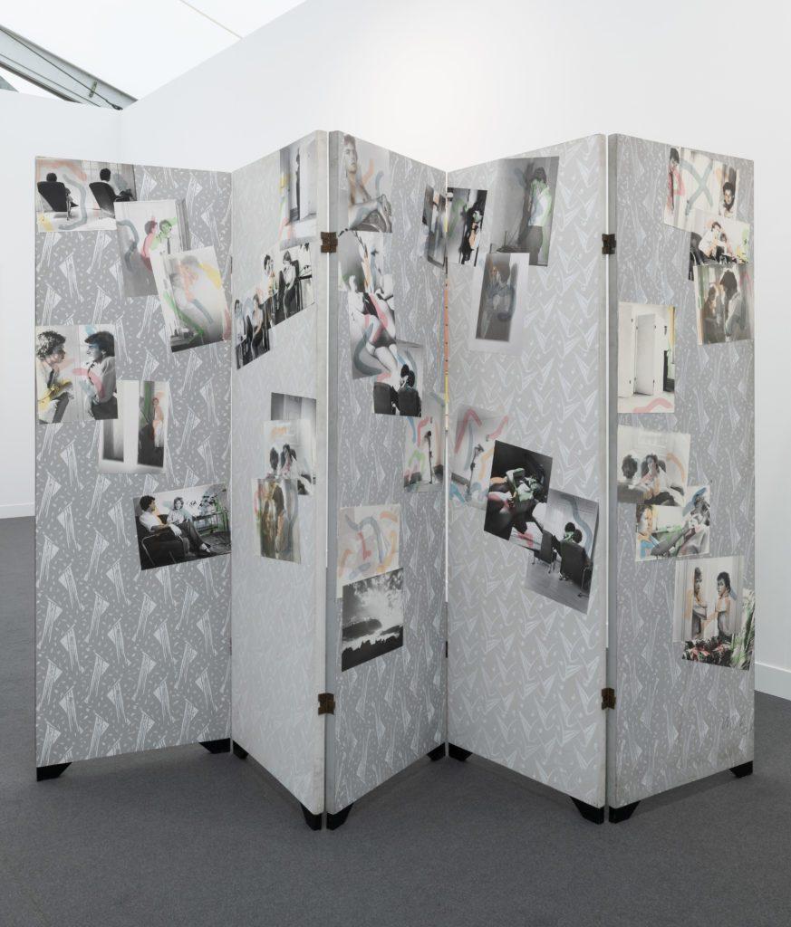 Una delle opere acquistate dalla Tate a Frieze 2019