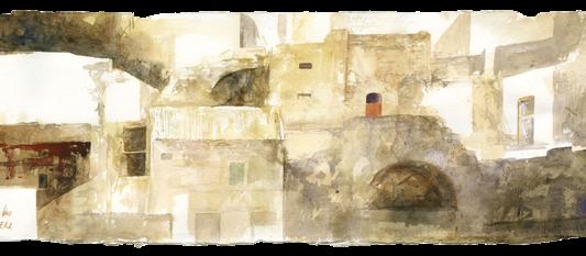 Pedro Cano – Matera. Pietra e pane