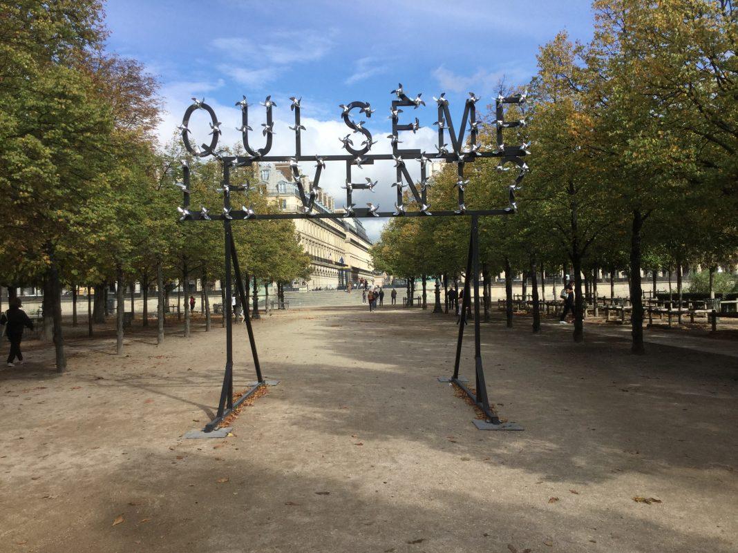 Fiac Tuileries 2019