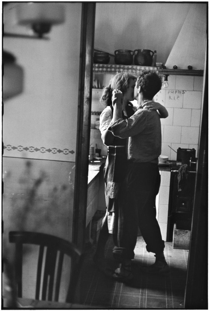 Elliott Erwitt, Valencia, Spagna, 1952. © Elliott Erwitt