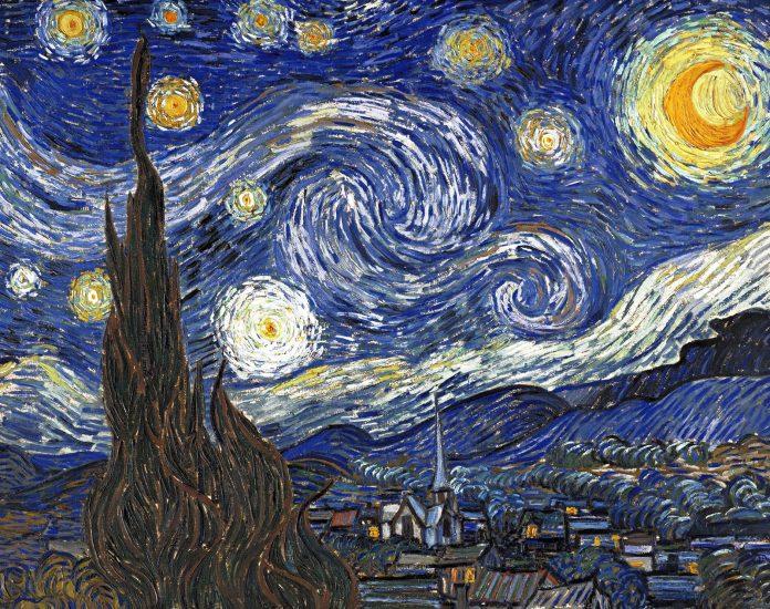 Vincent Van Gogh, La Notte Stellata, 1889