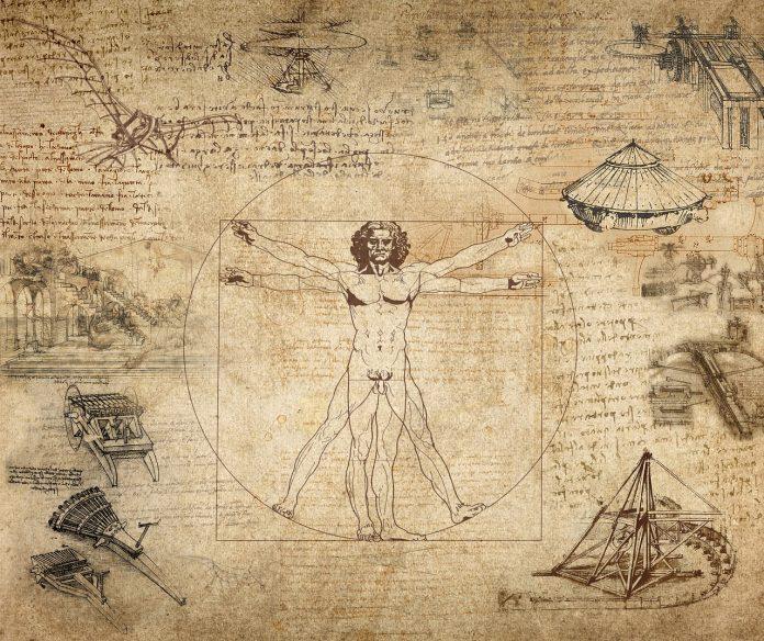 L'Uomo Vitruviano di Leonardo non andrà al Louvre