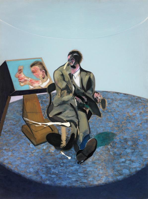 Francis Bacon al Pompidou