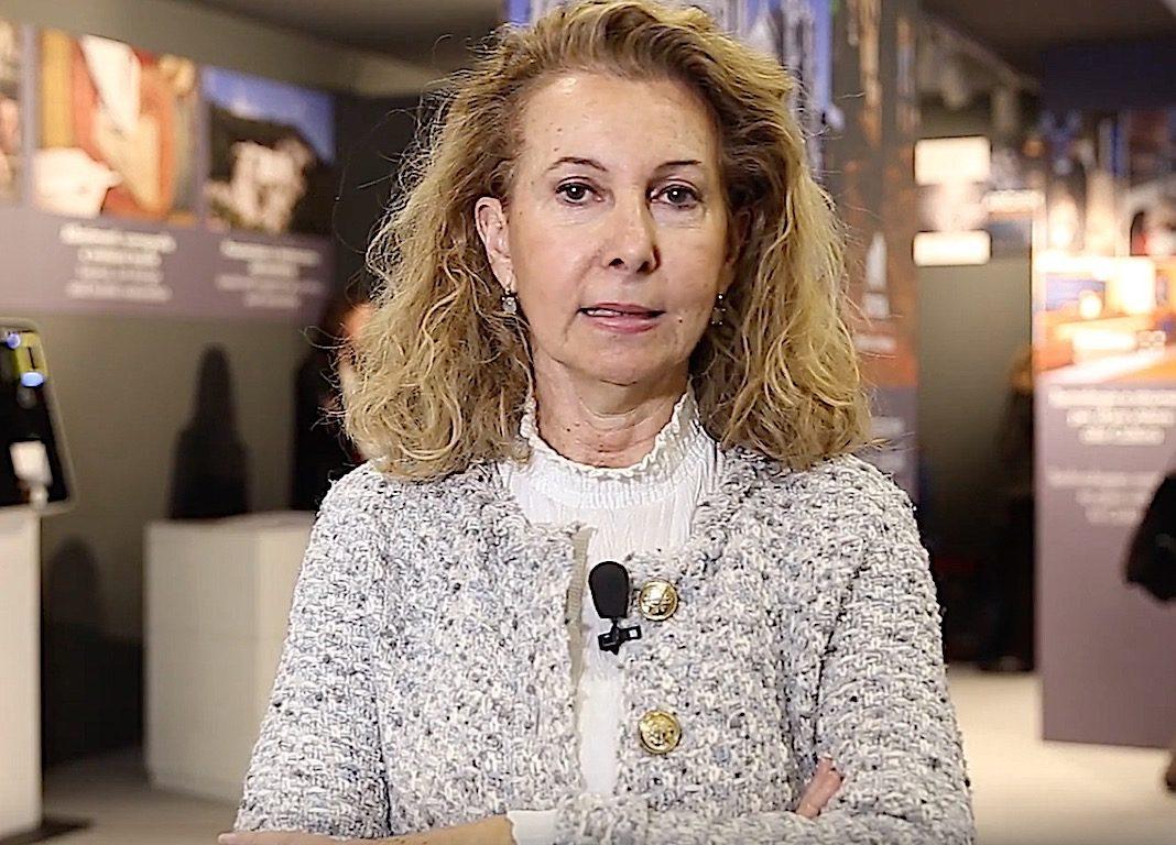 Daniela Porro, direttrice della Soprintendenza Speciale di Roma