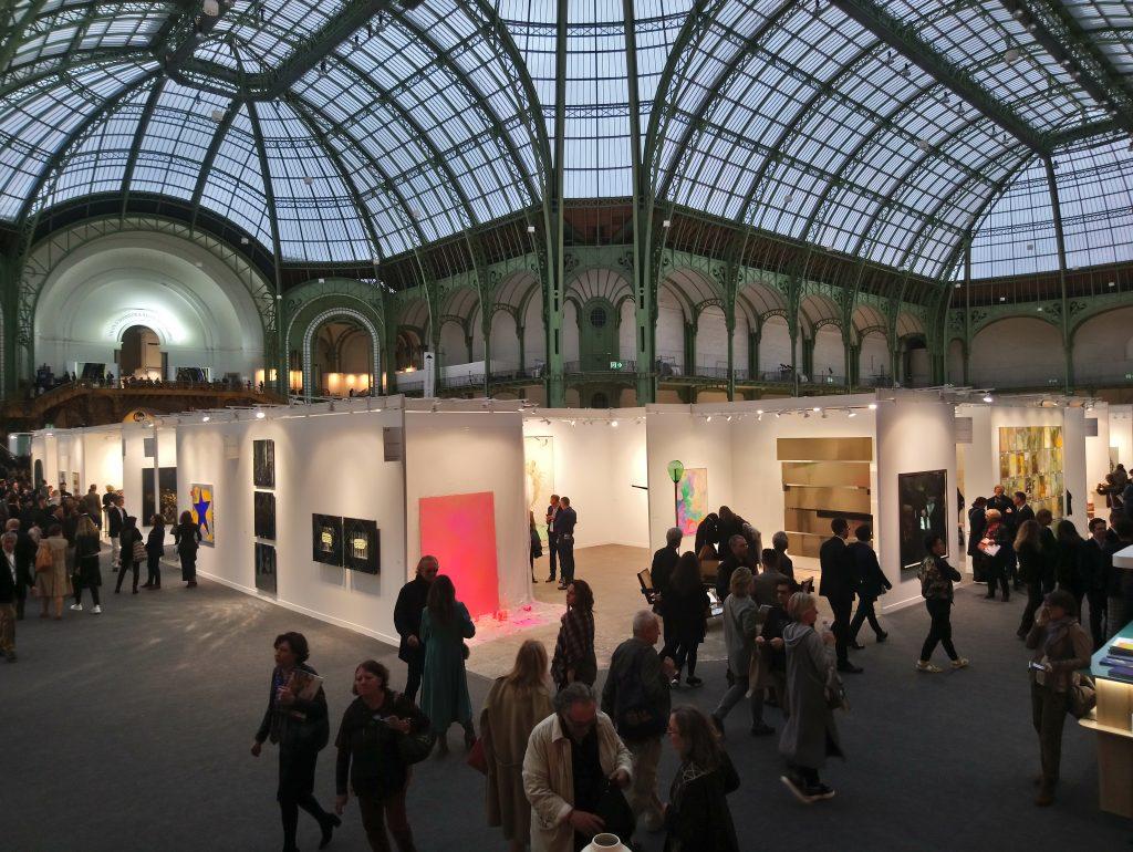 Fiac 2019 a Parigi