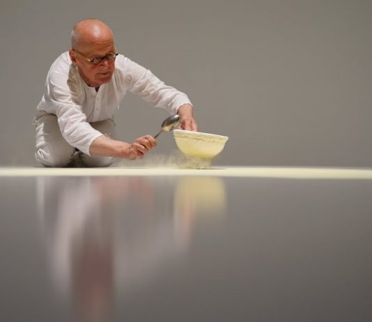 Wolfgang Laib – Without time, without place, without body
