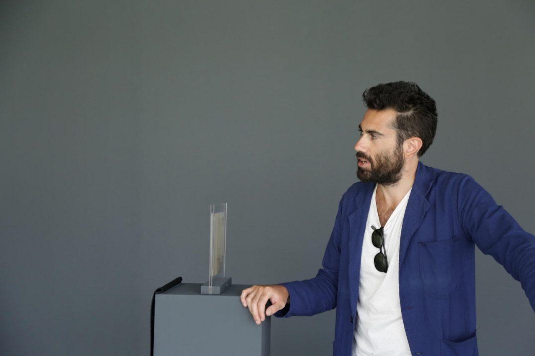 Luca Lo Pinto, il nuovo direttore del MACRO di Roma