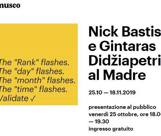 Nick Bastis / Gintaras Didžiapetris – Bell