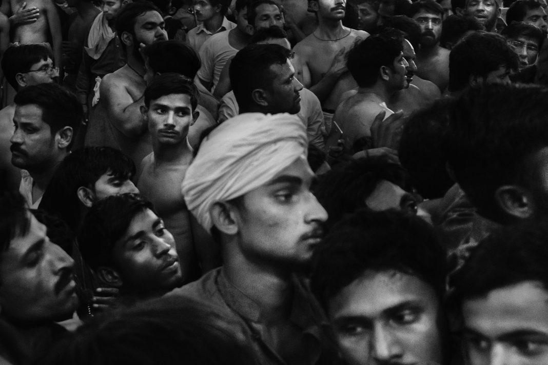 Una fotografia di Monika Bulaj al Festival della Fotografia Etica di Lodi