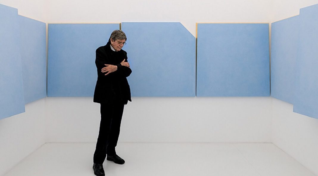 Ettore Spalletti, maestro dell'arte contemporanea, morto da poche ore