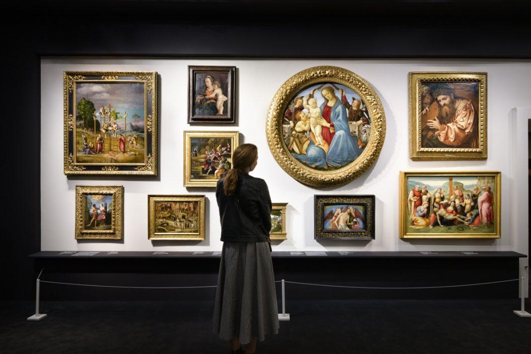 Opere della Collezione Alana al Musée Jacquemart Andrè
