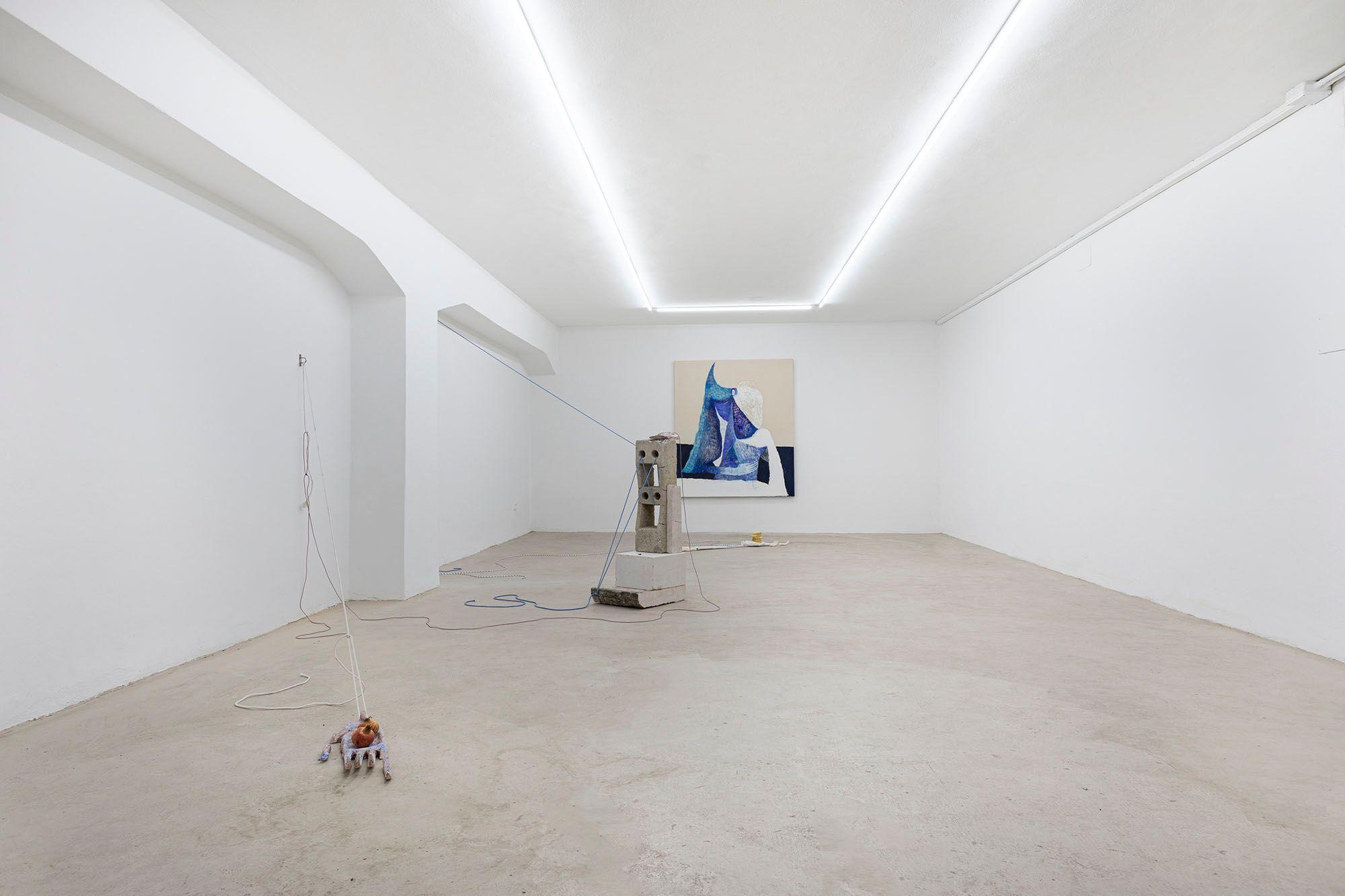 Edouard Nardon, Blue Pruno Blue
