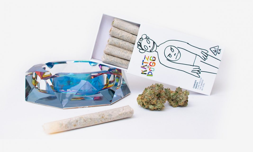 La marijuana di Richard Prince