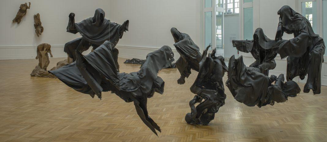 Robert Morris alla Galleria Nazionale, Roma