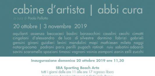 Cabine d'Artista – Abbi Cura