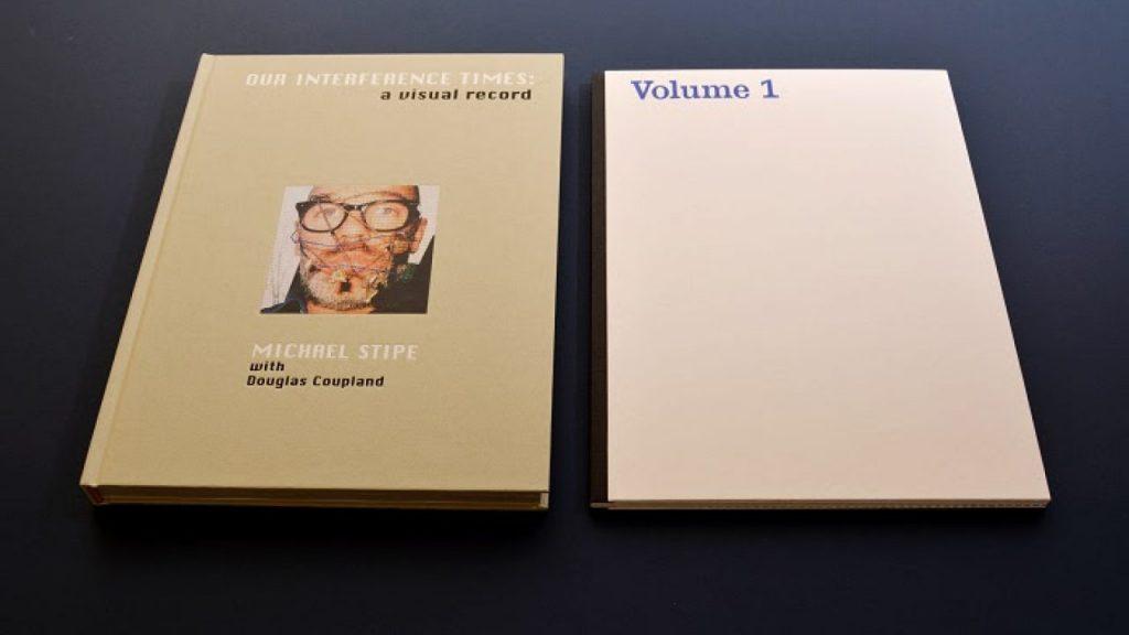 Il libro di Michael Stipe in presentazione al MAXXI