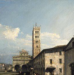 Bernardo Bellotto 1740. Viaggio in Toscana