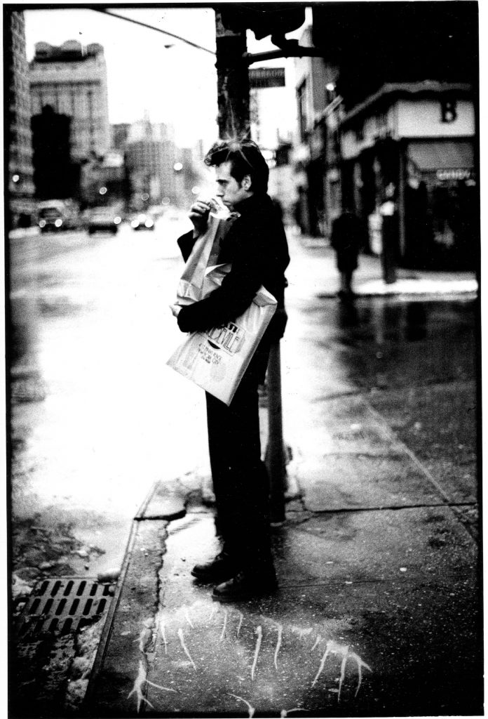 Mick Jones, New York, 1979. Pennie Smith