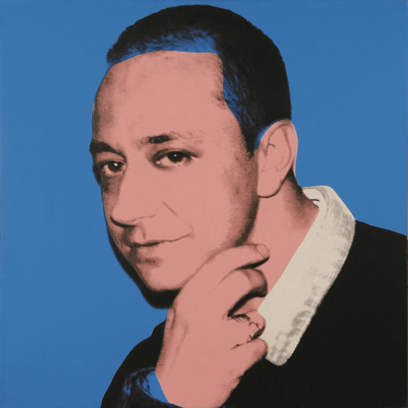 Andy Warhol Ernesto Esposito, 1987