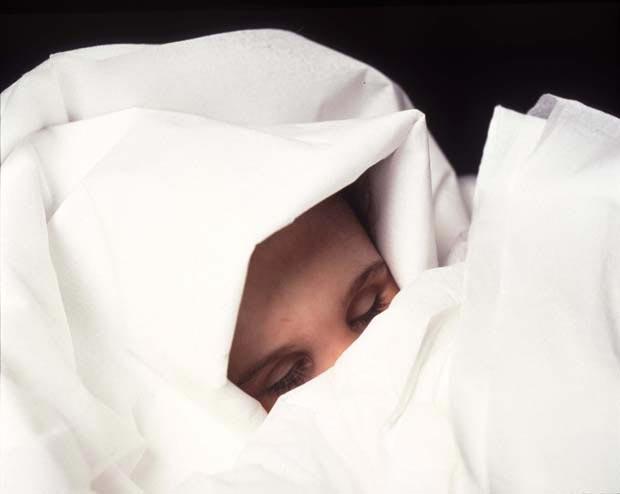Andres Serrano The Morgue (Child Abuse), 1992 81x100 cm