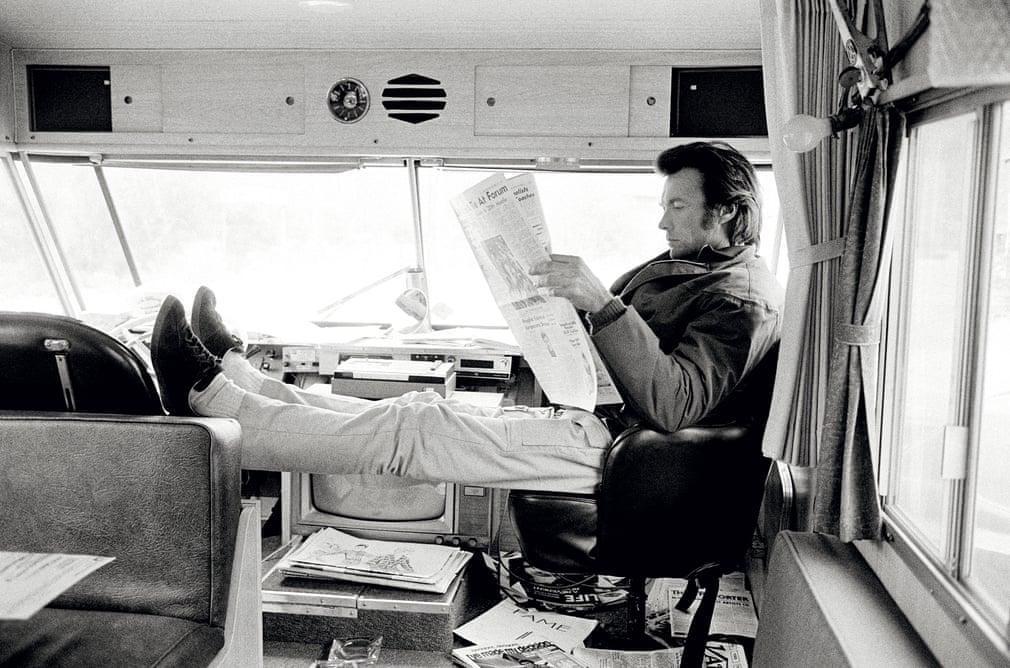 Clint Eastwood, 1972