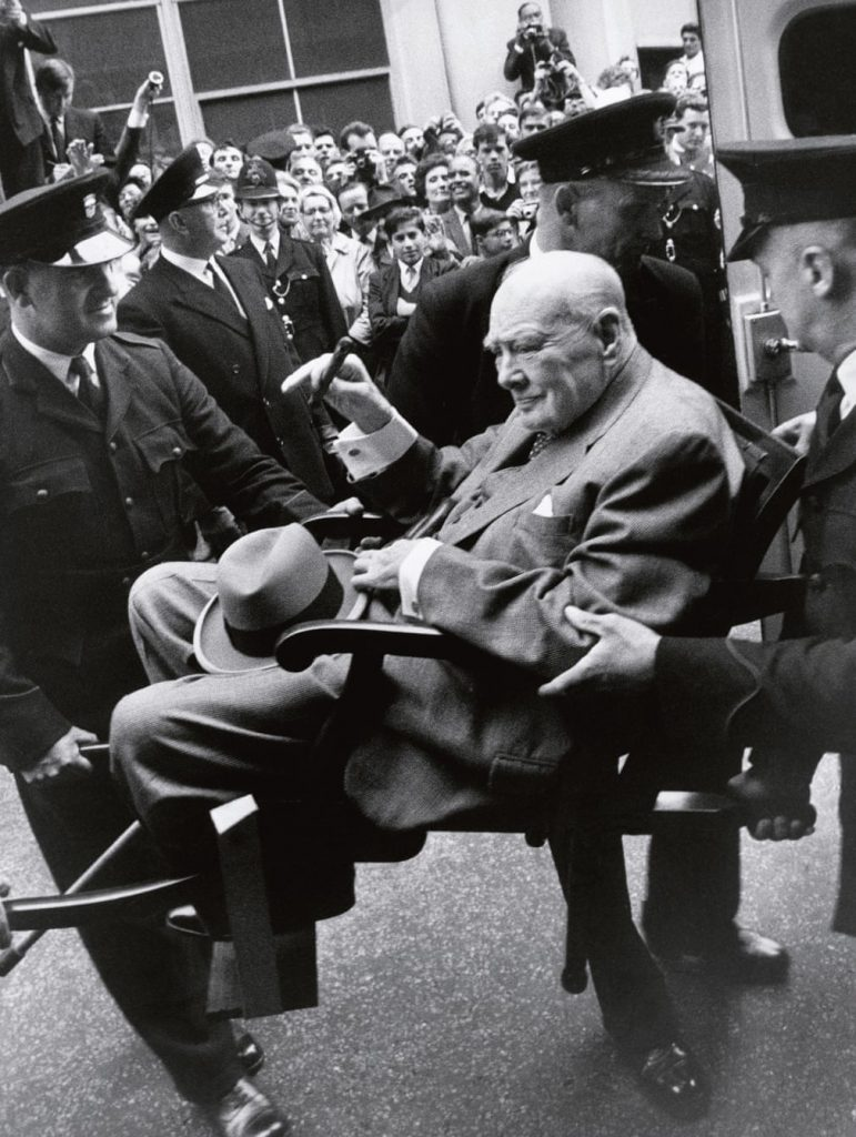 Winston Churchill, 1962