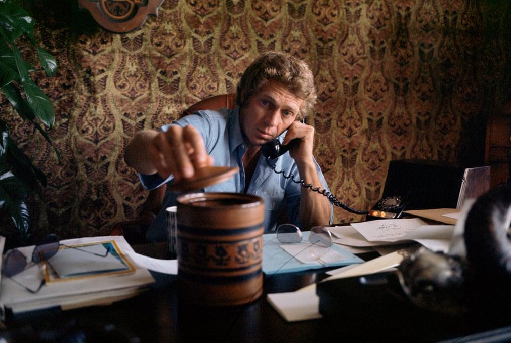 Steve McQueen, 1969
