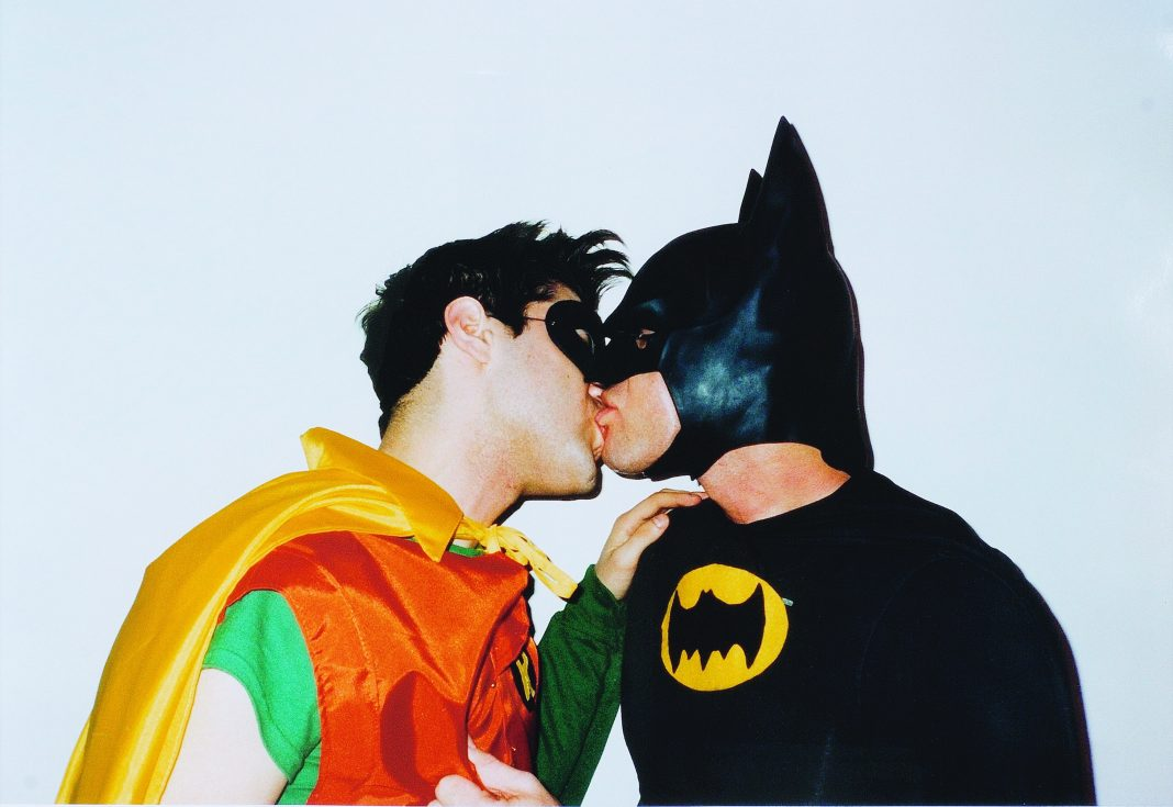 Terry Richardson Batman an Robin, 1994 - 1998 50 x 60 cm