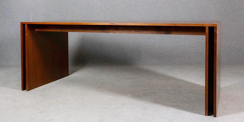 Ignazia Favata per Poggi Pavia, Tavolo-scrivania, 1970