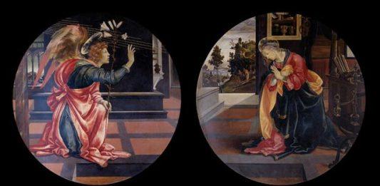 Filippino Lippi – L'Annunciazione
