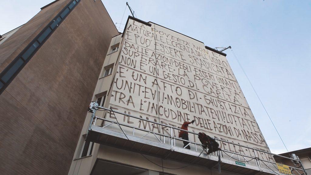 Omar Rashid Schermo Arte Firenze