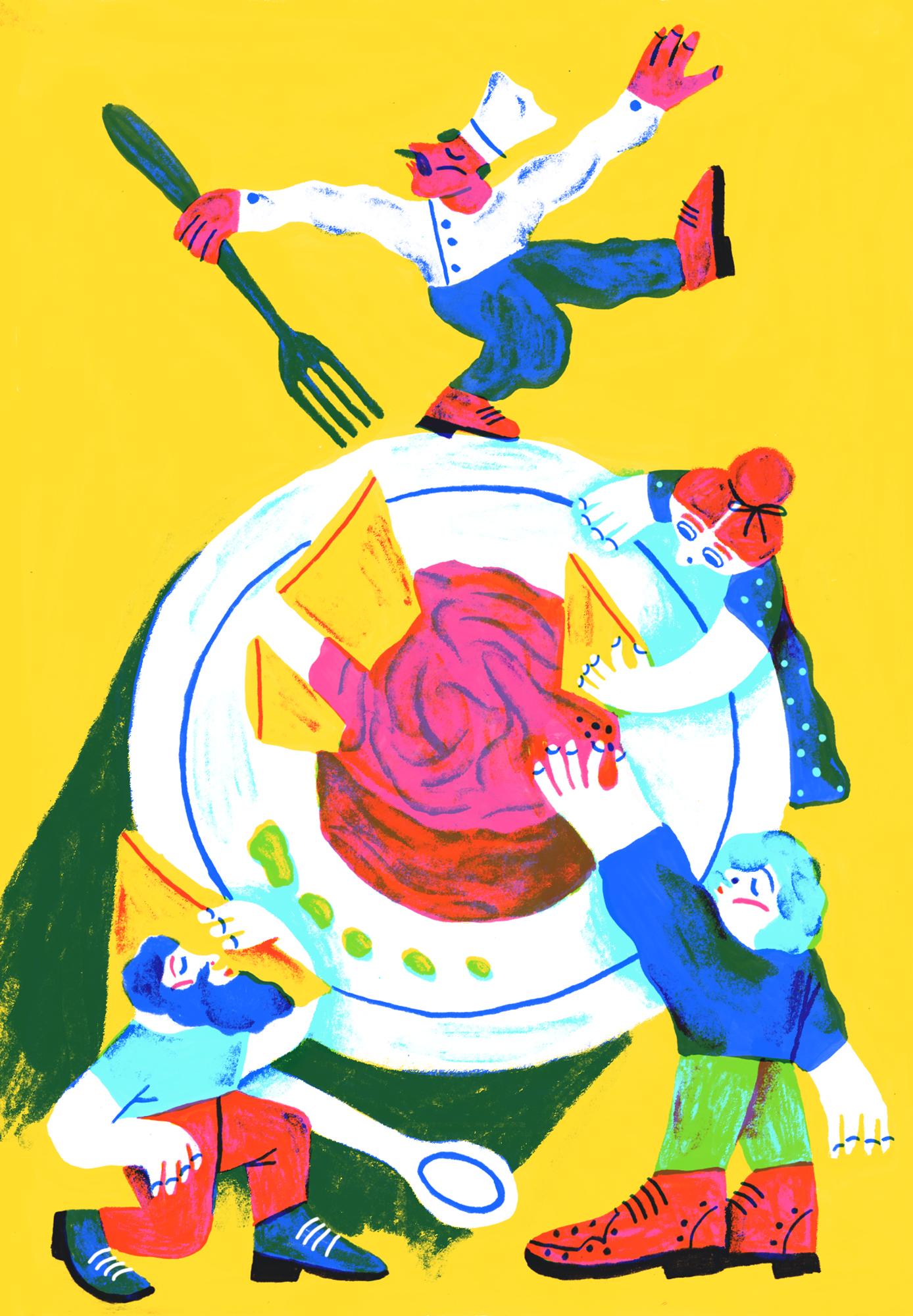 Alice Piaggio - French Lessons, Celebrated Living Magazine