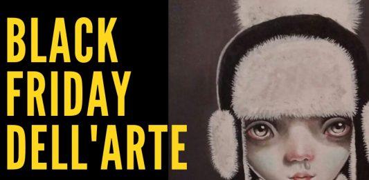 Black Friday dell'Arte