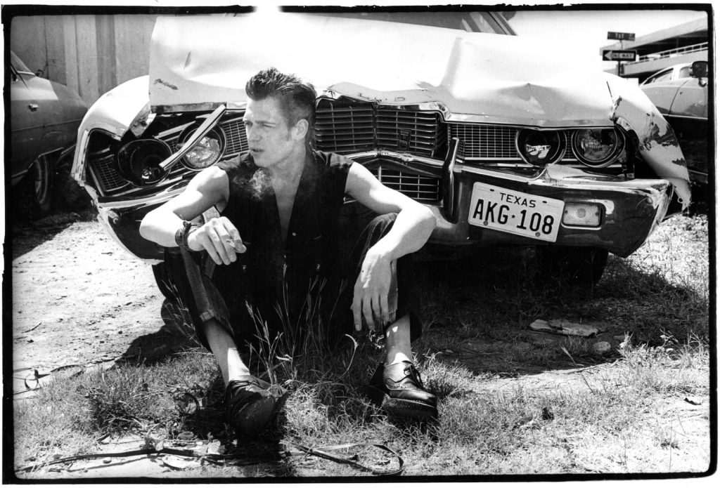 Paul Simonon, 1979. Pennie Smith