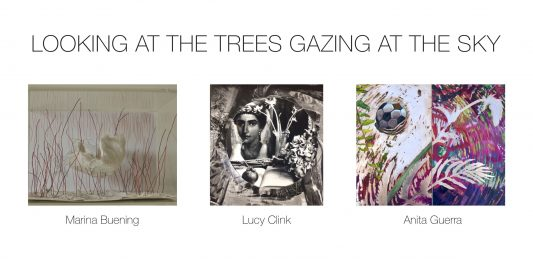 Marina Buening / Lucy Clink / Anita Guerra – Looking at the trees gazing at the sky