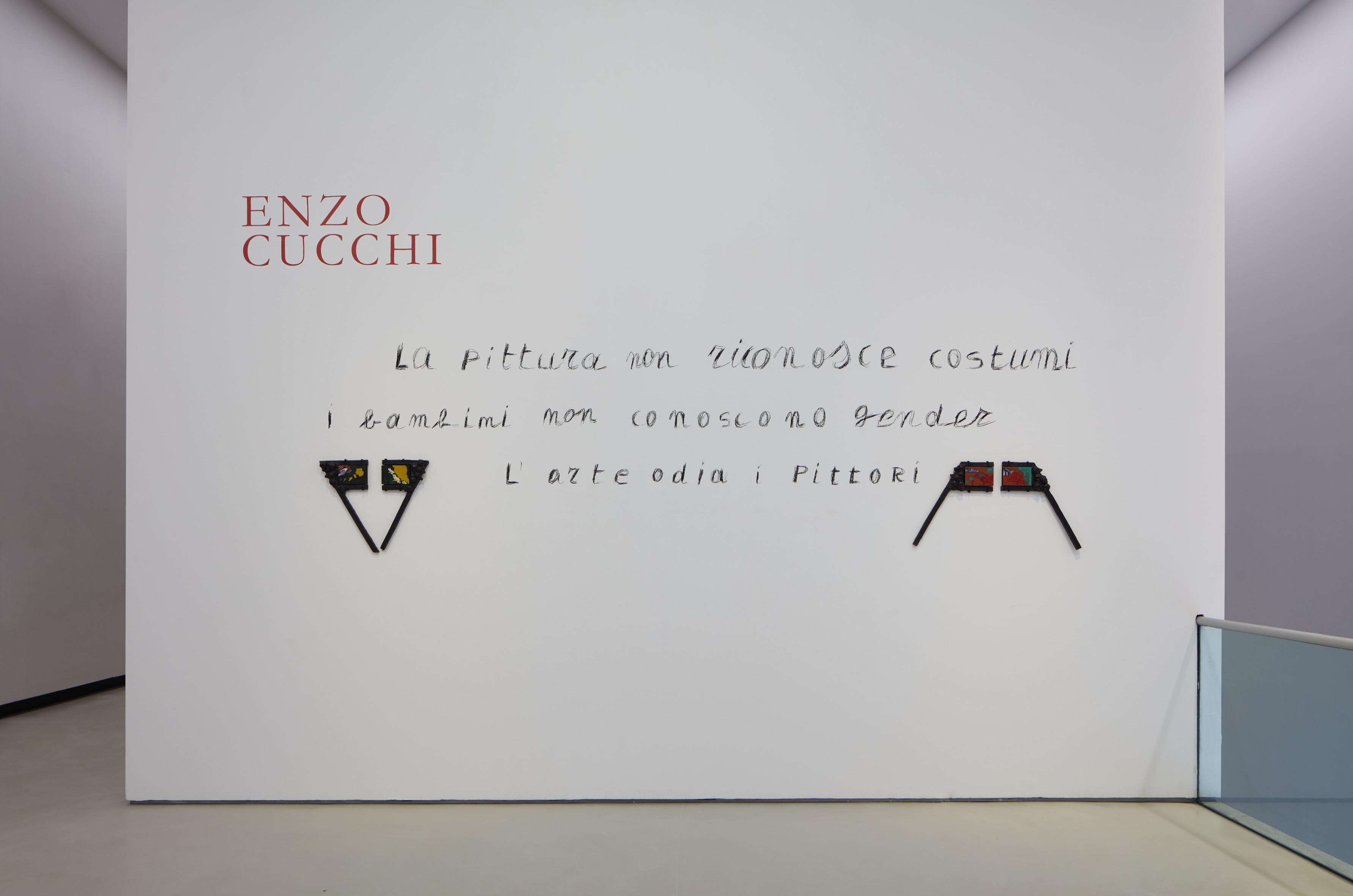Enzo Cucchi maxxi