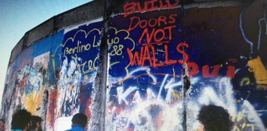 Anna Di Benedetto Pace – Il Muro Infranto