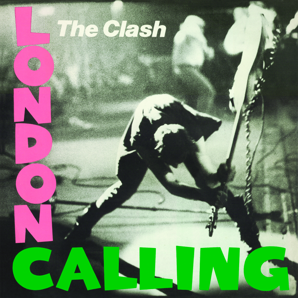 The Clash, London Calling, 1979. Sony Music/Pennie Smith