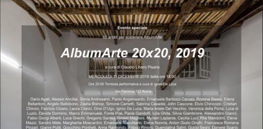 AlbumArte 20×20, 2019