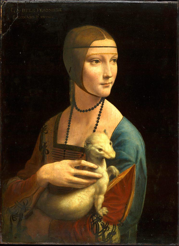 Leonardo da Vinci, La dama con l'ermellino