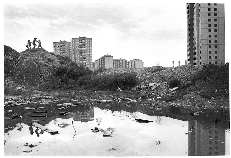 Quartiere Gallaratese © Archivio Piero Raffaelli