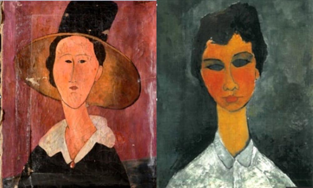 Carabinieri Tpc sequestrano dipinti falsi, da Modigliani a Utrillo
