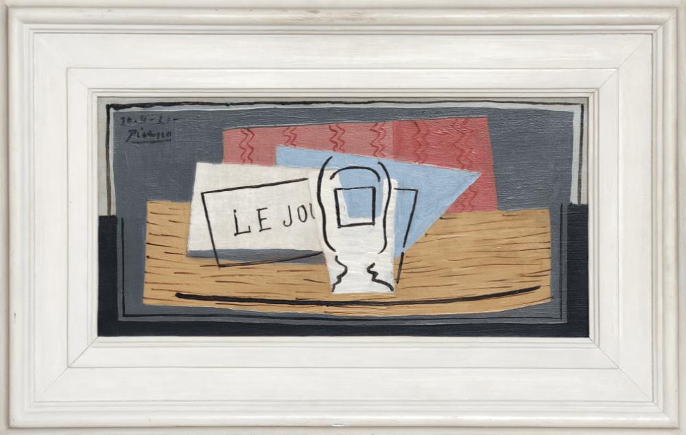 L'opera di Picasso alla lotteria