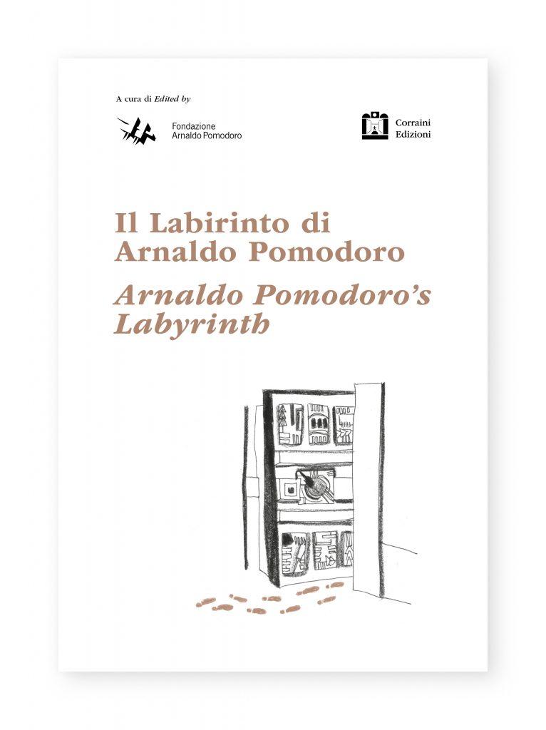 Il Labirinto di Arnaldo Pomodoro, Copertina