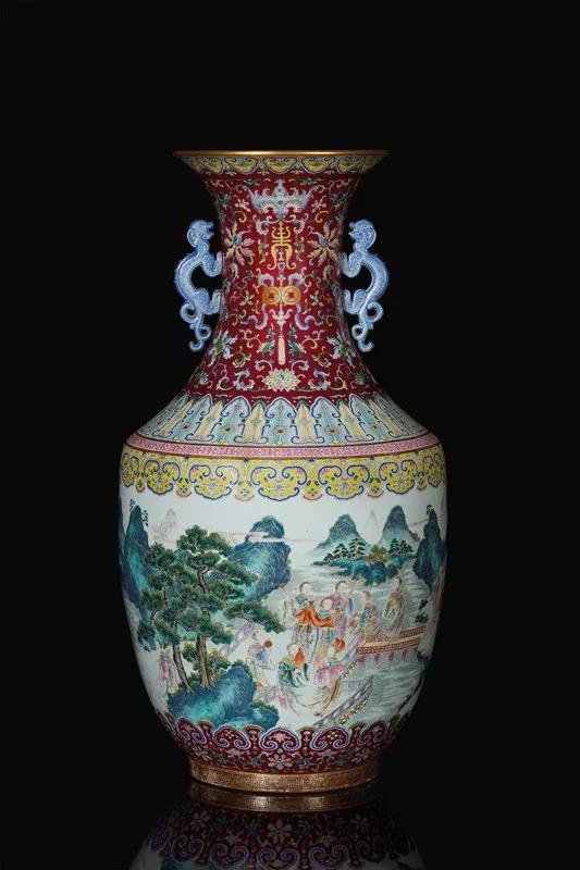 Il Vaso Imperiale da Pandolfini