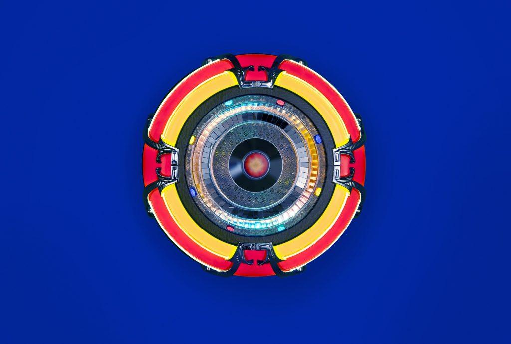 """Kimsooja, """"Mandala"""", 2003. Installazione audio a un canale e materiali vari (Canto Tibetano). Courtesy: l'artista"""