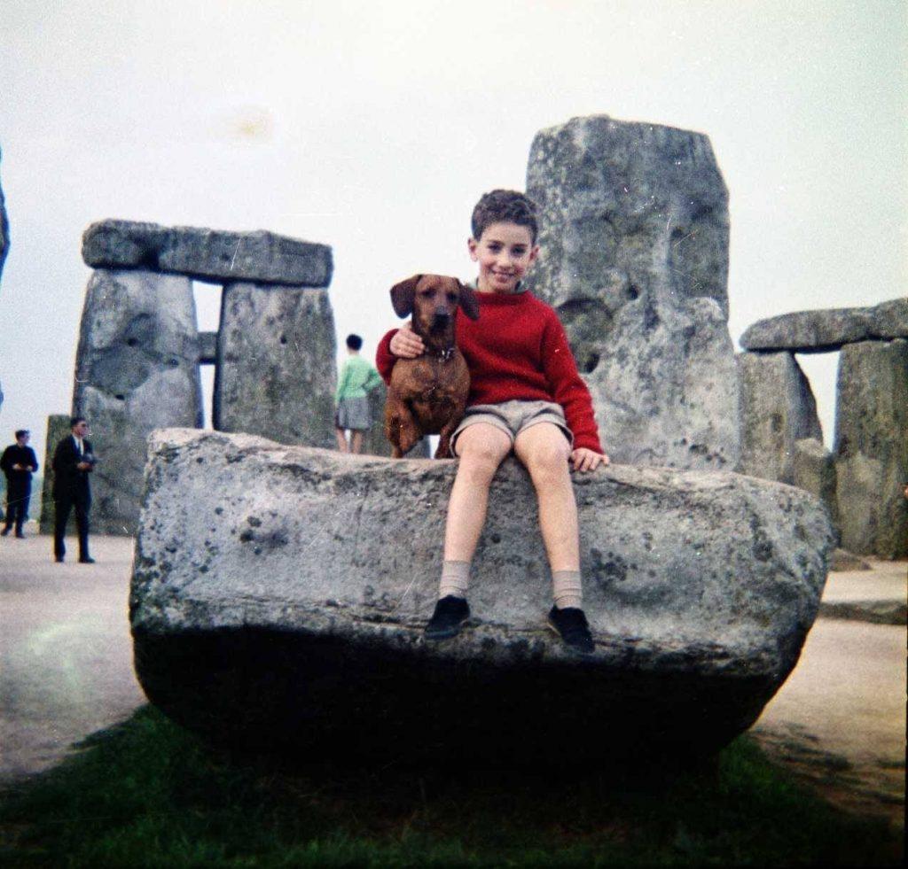 Stonehenge, 1970