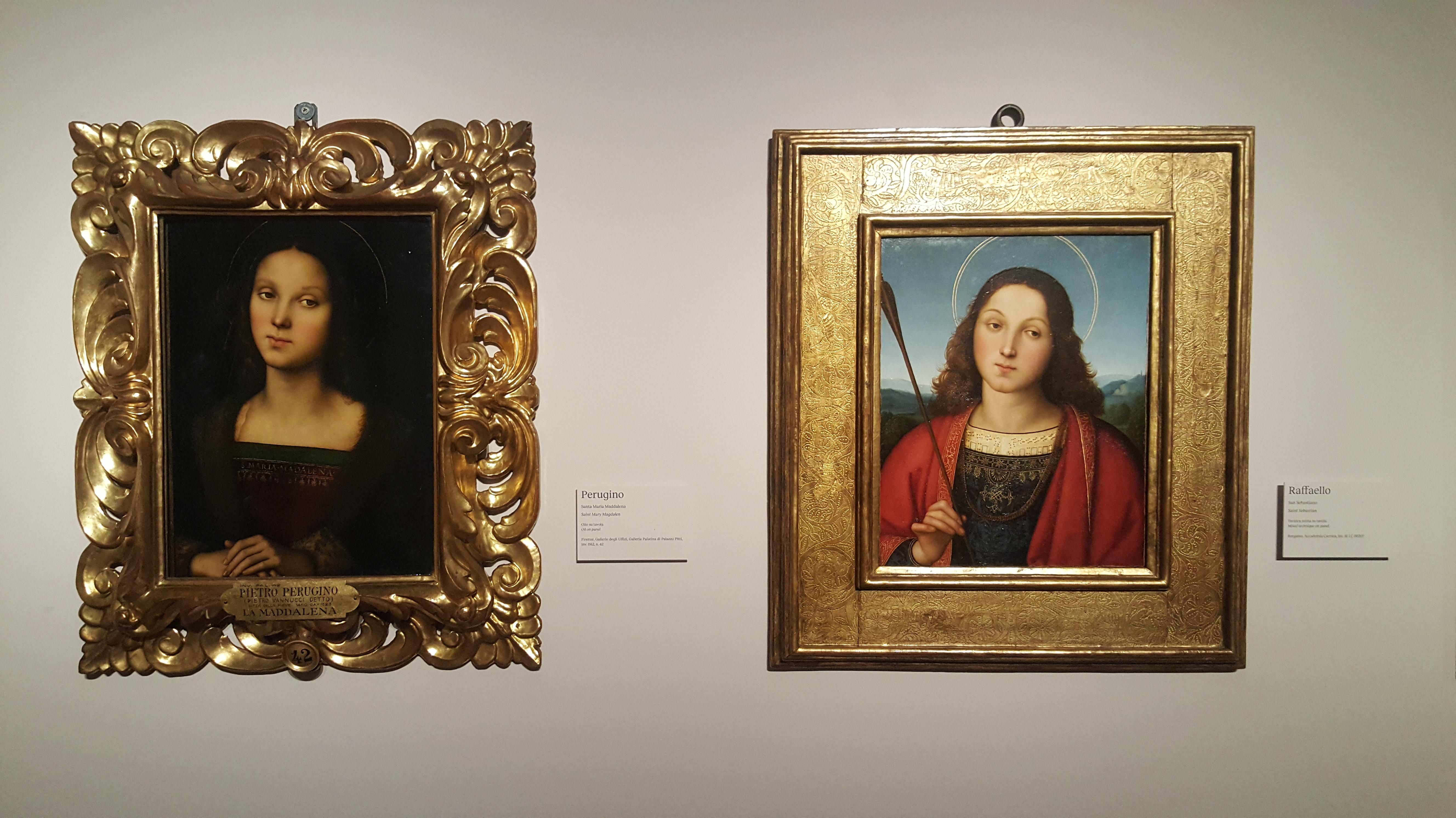 Raffaello, Galleria Nazionale delle Marche-Palazzo Ducale