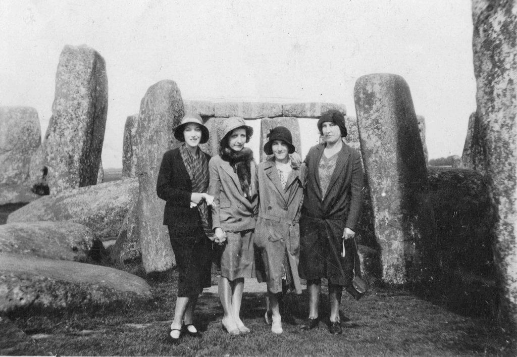 Stonehenge, 1932